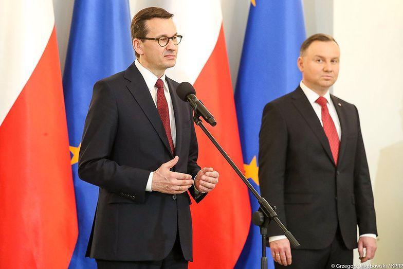 Gigantyczne środki z UE na odbudowę polskiej gospodarki. Duda i Morawiecki o sukcesie negocjacyjnym
