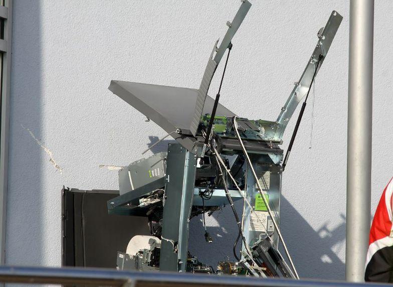 Bankomaty wylatują w powietrze. Plaga w Niemczech