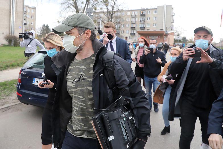 Sprawa Nowaka. Ukraiński biznesmen miał mu wręczyć gigantyczną łapówkę