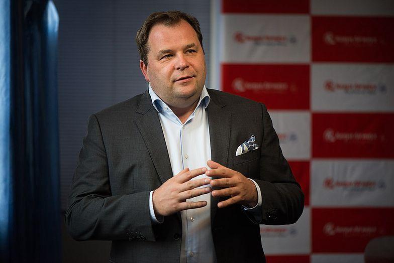 Sebastian Mikosz od czerwca ma objąć fotel wiceprezesa Międzynarodowego Zrzeszenia Przewoźników Lotniczych
