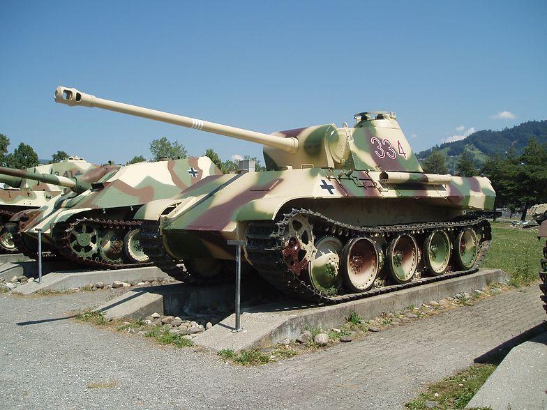 Niemiec skazany za posiadanie broni z czasów wojny. W kolekcji miał... czołg