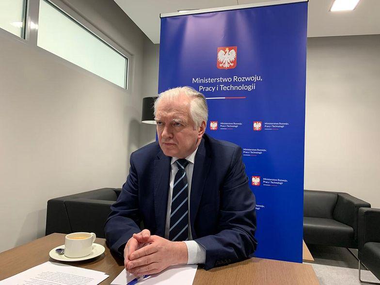 Jarosław Gowin wyrzucony z rządu. Dostanie mocno po kieszeni