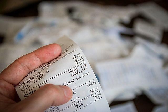 Źle policzonego VAT na paragonie nie trzeba płacić