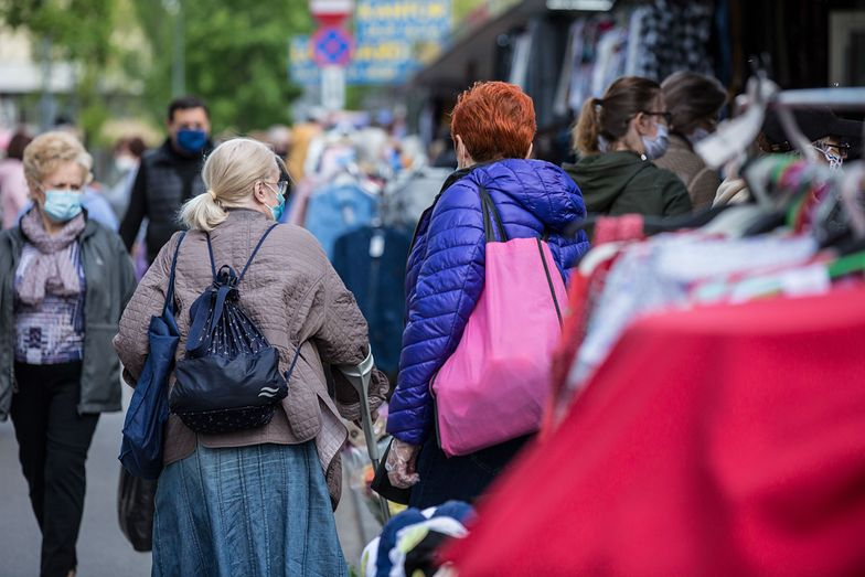 Nowe dane GUS. Polacy boją się o zdrowie. Mniej o zatrudnienie