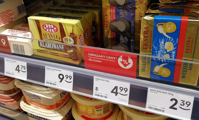 Ceny masła topnieją w oczach. W sklepach jest nawet o 20 proc. taniej niż rok temu
