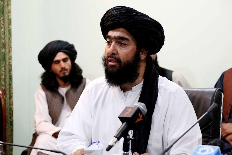 Talibowie przejmują Afganistan