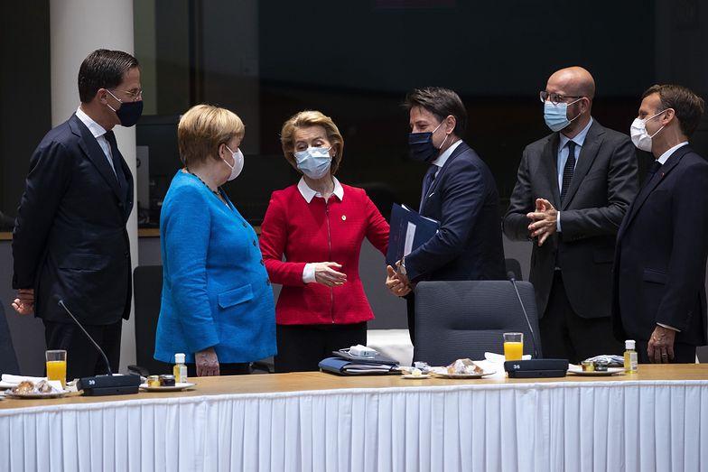 Unijni przywódcy od piątku negocjowali kształt wspólnej unijnej kasy na najbliższe lata