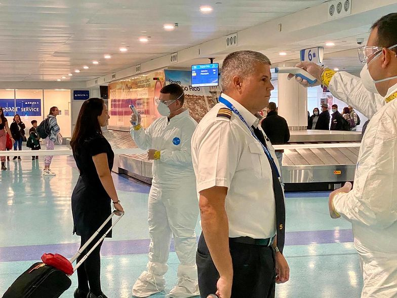 Koronawirus uderza w lotniska regionalne. Ogromne spadki ruchu w 2020 roku