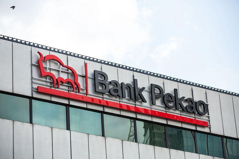 """Wniosek o 300+ bez wychodzenia z domu. """"Dobry start z Bankiem Pekao"""""""