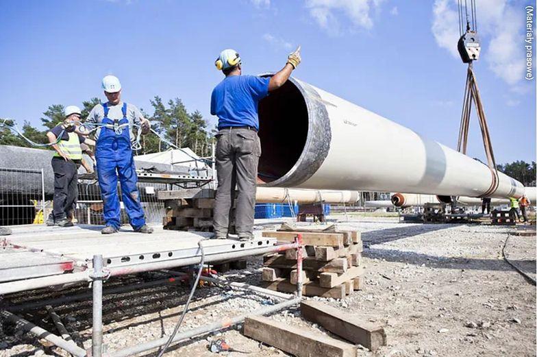 Nord Stream 2: kolejny odcinek gotowy