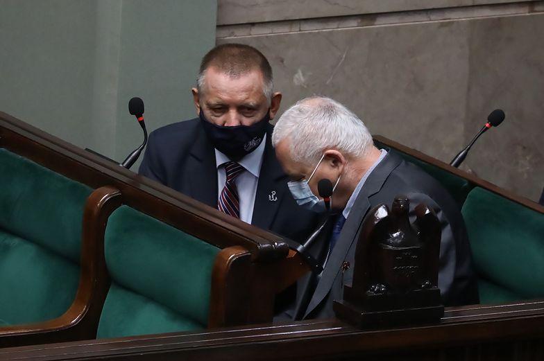 """Awantura o budżet w Sejmie. """"Rząd dopuścił się gwałtu na finansach publicznych"""""""