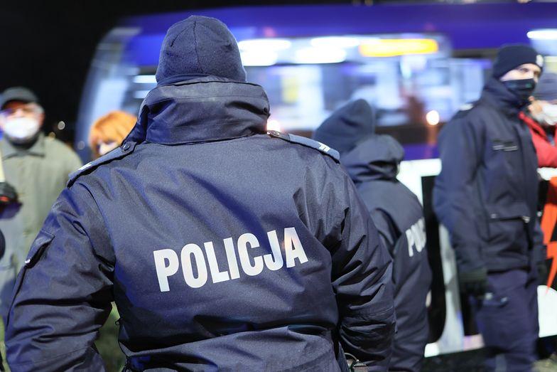 Protest policji. Funkcjonariusze idą masowo na zwolnienie lekarskie