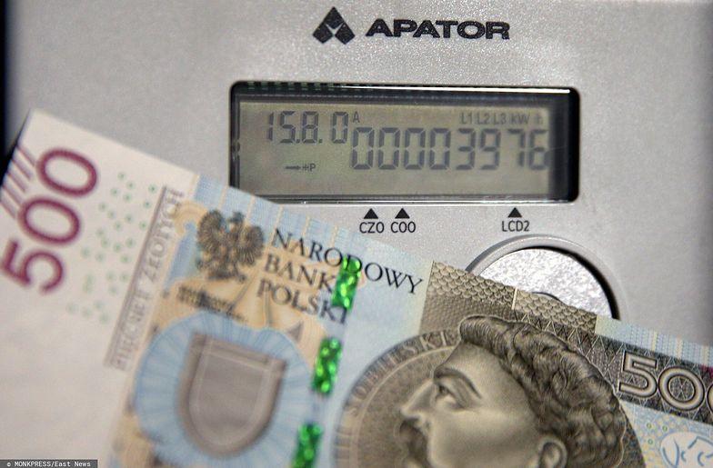 Ceny prądu znowu wzrosną. Nasze rachunki będą o 10-15 proc. wyższe