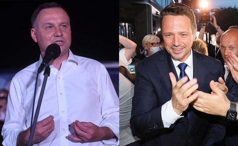 Andrzej Duda ma więcej gotówki, nieruchomości i długów. Z kolei Trzaskowski ma wyższe zarobki i spłacił kredyt. Oto majątki kandydatów na prezydenta