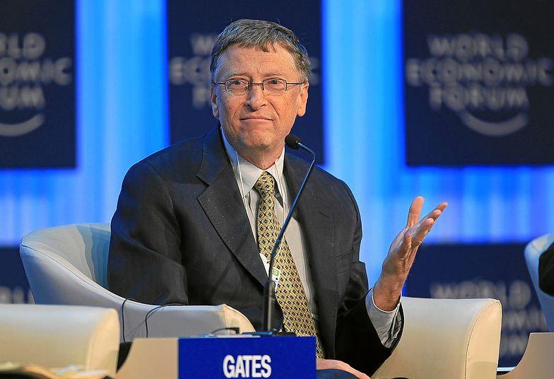 """Bill Gates chwali innego miliardera. """"Potrzeba nam stu takich Musków"""""""