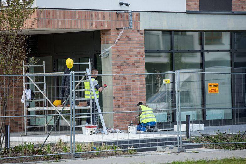 GUS podał najnowsze dane o produkcji budowlano-montażowej.