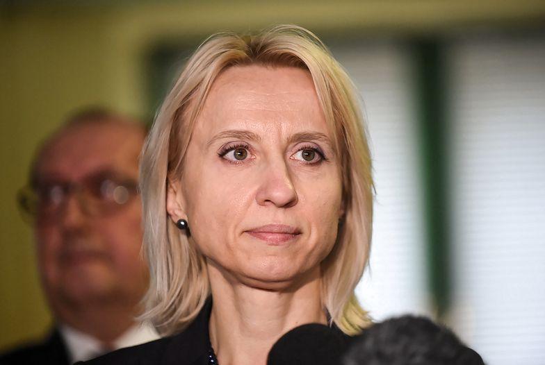 Teresa Czerwińska jest kandydatką na wiceszefa EBI.