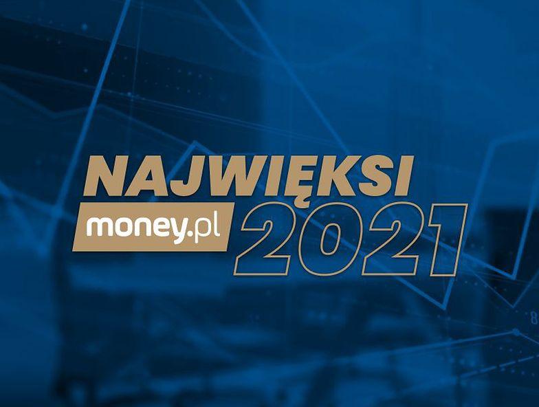 Oto Ranking Najwięksi money.pl. Pierwsza internetowa lista 600 największych polskich firm