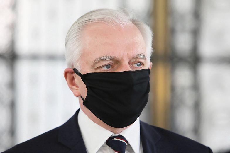 Jarosław Gowin zapowiada, że jego ugrupowanie przedstawi plan odmrożenia gospodarki.