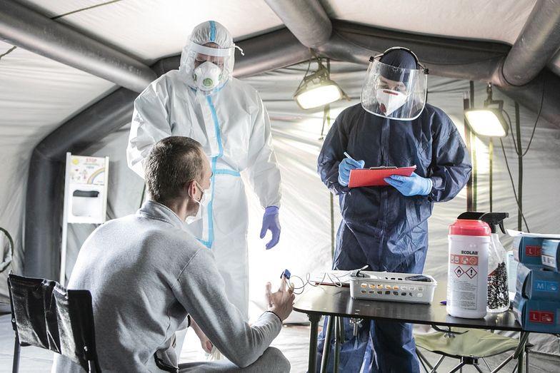 MZ: 407 nowych przypadków COVID-19, liczba zarażonych sięgnęła 30 195