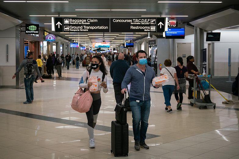 Zawieszenie lotów spowodował spadek ruchu o ponad 90 proc.