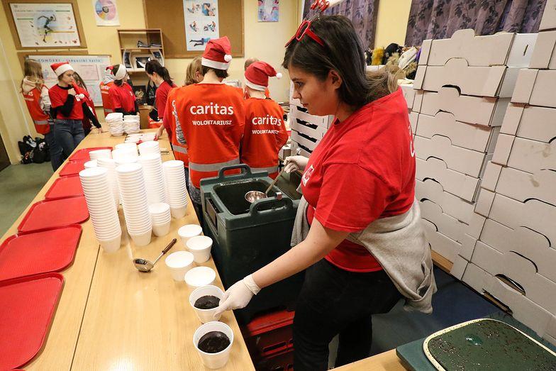 Dzieci nie zapłacą podatku od darowizny Caritasu