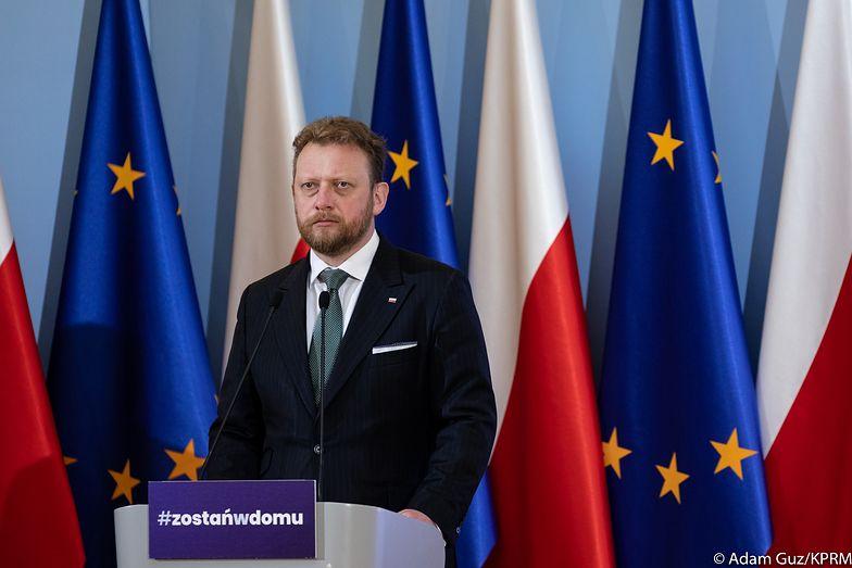 Koronawirus. Łukasz Szumowski odchodzi z ministerstwa zdrowia.
