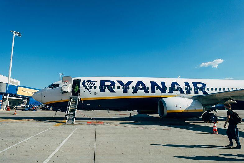 Białoruś. Wymuszone lądowanie samolotu Ryanair w Mińsku. Na pokładzie był opozycjonista