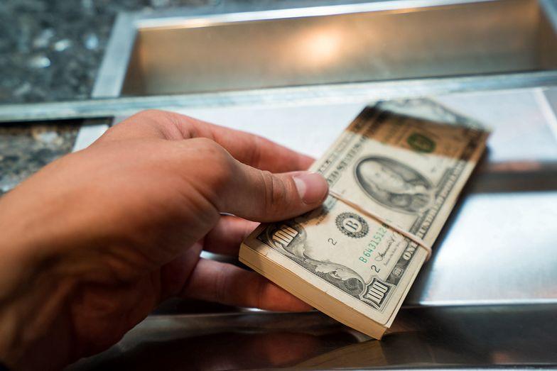 Kursy walut. Inwestorzy szukają bezpieczeństwa i znajdują je w dolarze