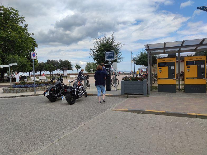 Klimatometry w niemieckich kurortach. Opłaty za minuty na plaży