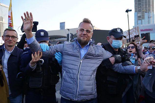 Protest Przedsiębiorców to akcja, której współorganizatorem jest Paweł Tanajno