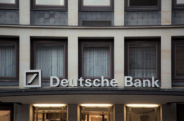 Deutsche Bank otwiera swoje oddziały.