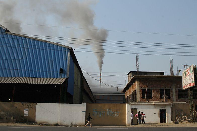 Skąd się biorą zanieczyszczenia powietrza.