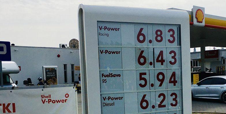 Ceny paliw coraz bliżej 7 zł. Ile zapłacimy na koniec wakacji?