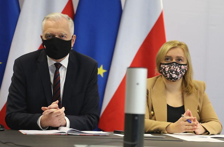 Przetasowania w koalicji. Kolejna zmiana po odwołaniu Anny Korneckiej
