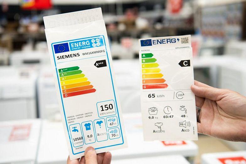 Nowe etykiety energetyczne. Od dziś zmiana oznakowań