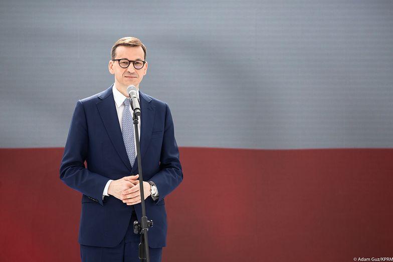 Ostatnia prosta Morawieckiego. Premier zapowiedział kampanię