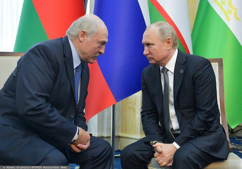 Władimir Putin nie powtórzy w przypadku Białorusi manewru sprzed 6 lat