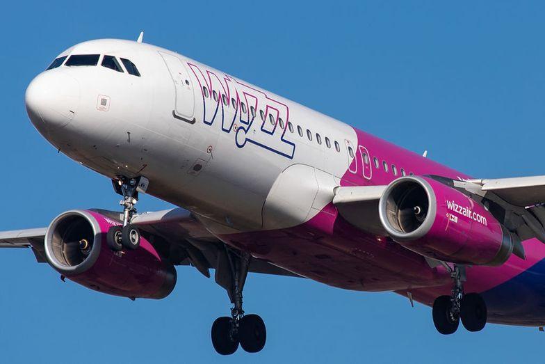 Wizzair wstrzymuje loty do 14 czerwca