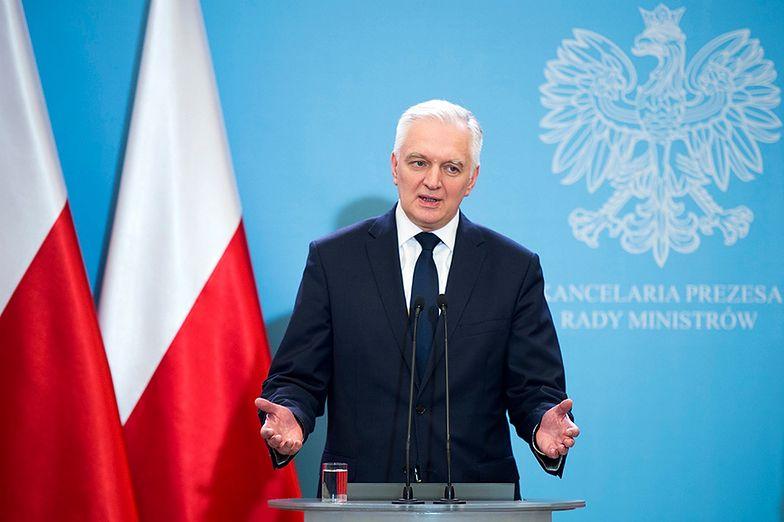 Gowin: wzrost polskiego eksportu najszybszy od czterech lat