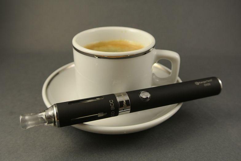 Przez 3 miesiące nie będzie pobierana akcyza od płynu do papierosów elektronicznych