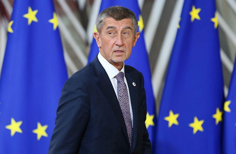 Andrej Babis krytykuje obecny podział pieniędzy z Unii Europejskiej