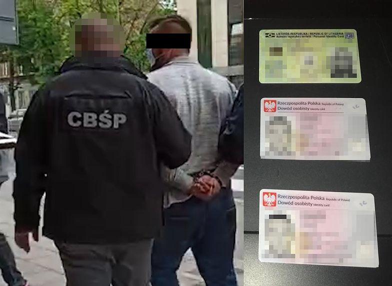 Prokuratura i policja rozbiły grupę produkującą tzw. dokumenty kolekcjonerskie