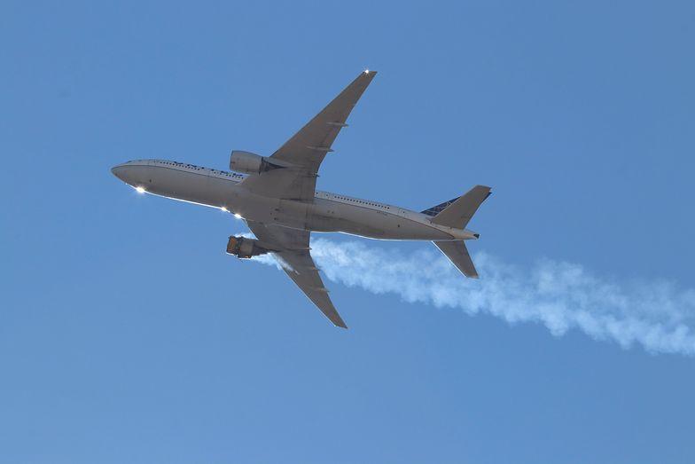 Podróże. Samoloty Boeing 777 uziemione. Producent zaleca wstrzymanie lotów