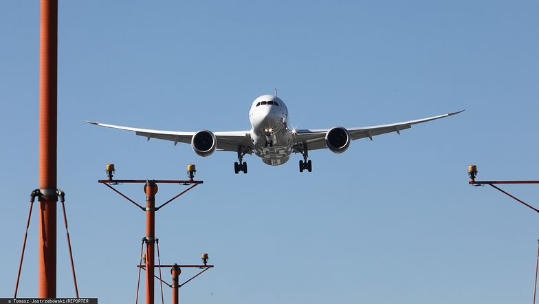 Ruch lotniczy w Europie zamarł. Spadki w porównaniu z poprzednim rokiem wynoszą nawet 90 proc.