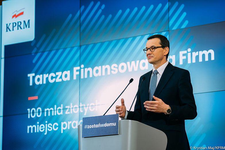 PFR decyduje. Kolejnej tarczy finansowej nie będzie
