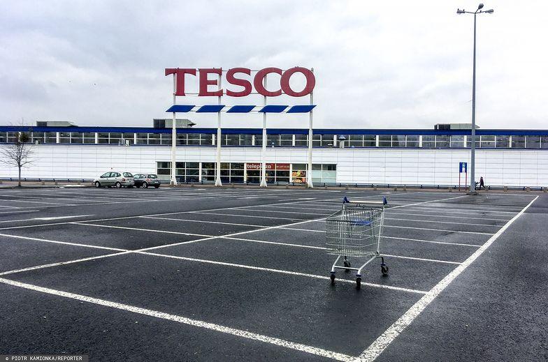 Tesco w Polsce masowo zwalnia pracowników. Sieć likwiduje markety w Częstochowie i Mielcu