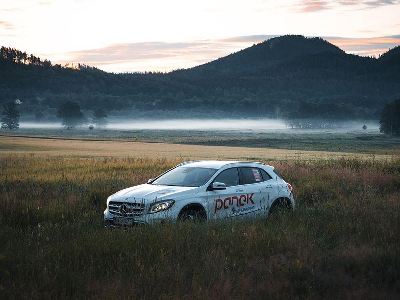 Bezpieczna podróż CarSharingiem! (fot. Alina Kondra)