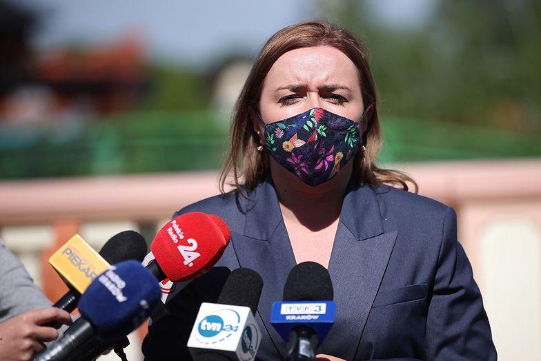 Olga Semeniuk odchodzi z resortu rozwoju. Będzie pełnomocnikiem rządu do spraw MŚP