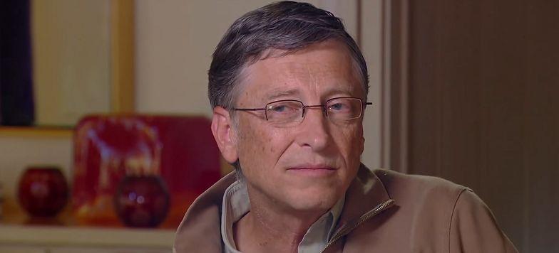 Bill Gates angażuje się w plan zaszczepienia milionów dzieci